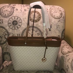 Price**IS NOT**Firm—Michael Kors SHANIA Tote